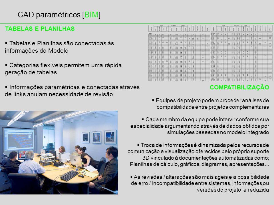 CAD paramétricos [BIM]